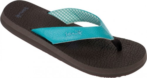 ade70527d74e25 Just had to share the most comfortable flip flop EVER  Sanuk s yoga mat  sandal. I discovered these in Key West and have since bought an additional  pair!