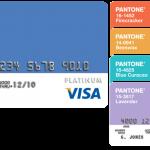 PantoneVisaCard