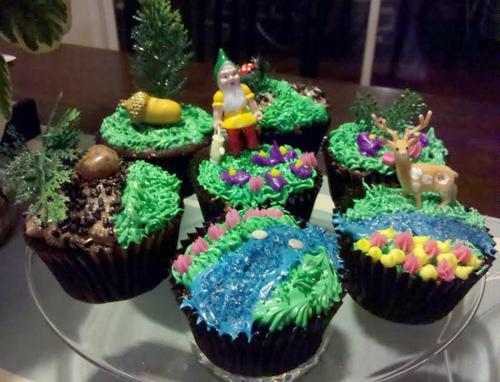 woodland_cupcakes